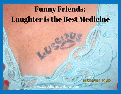 Funny Friends: Laughter is the Best Medicine