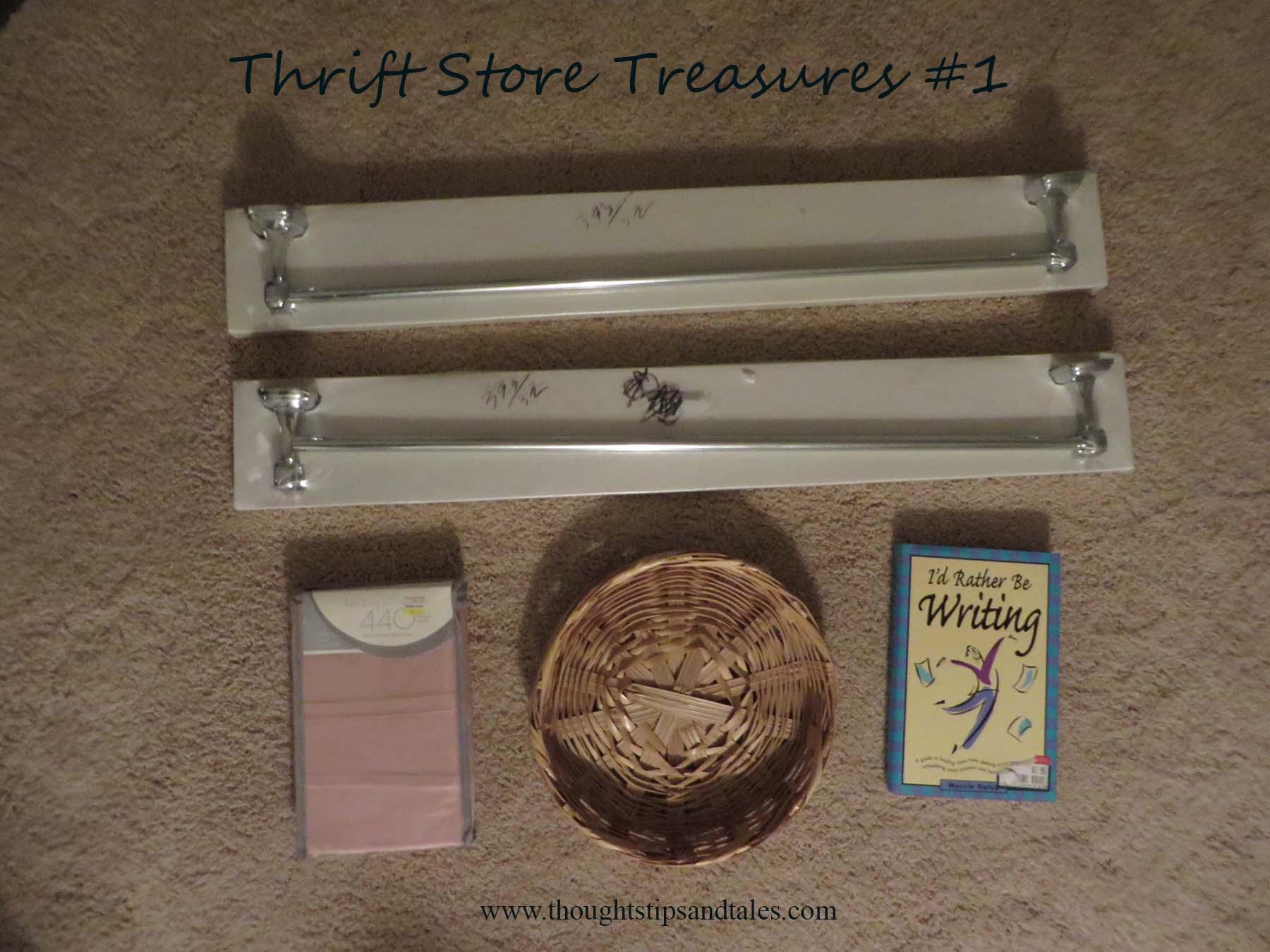 Thrift Store Treasures #1