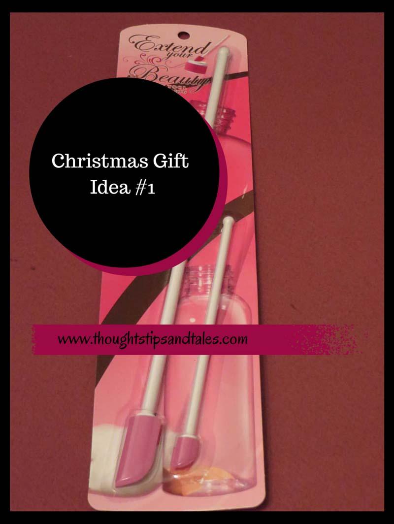 Christmas Gift Idea #1