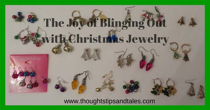 The Joy of Blinging Out with Christmas Jewelry