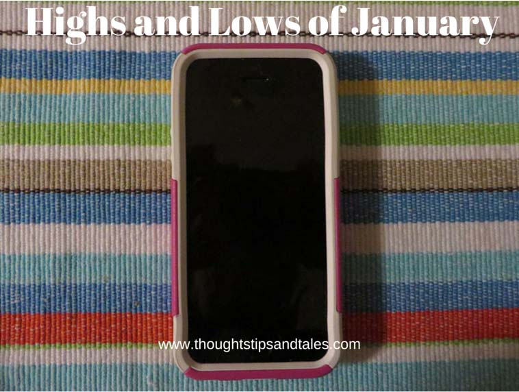 Highs and Lows of January