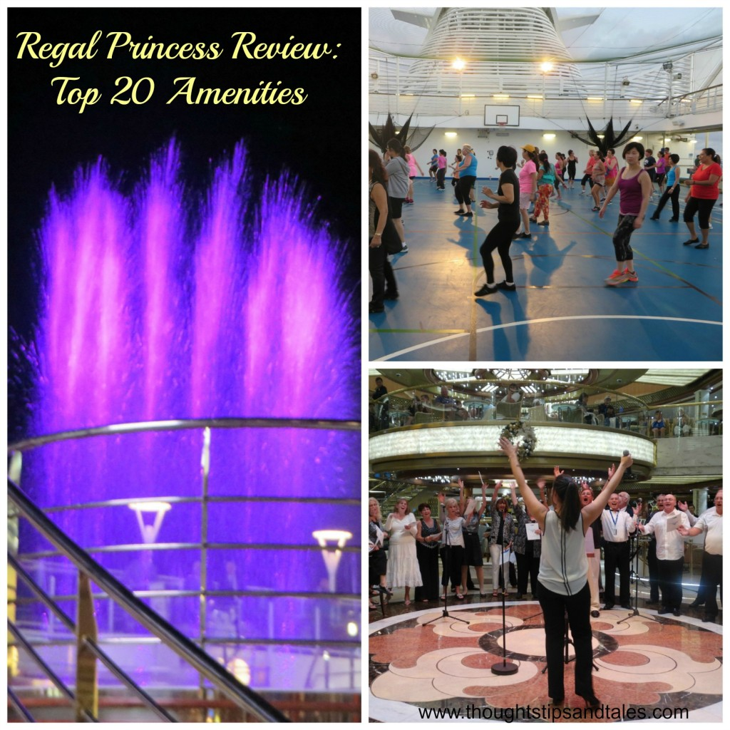 Regal Princess Review: Top 20 Amenities