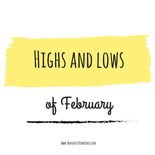 February Highs and Lows