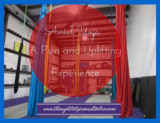 Aerial Yoga: A Fun and Uplifting Experience