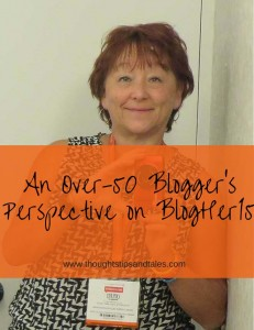 An Over-50 Blogger's Perspective on BlogHer15