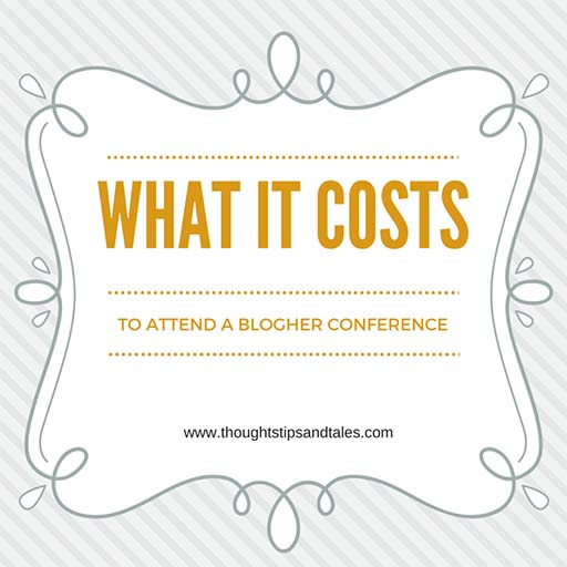 What It Costs to Attend a blogHer Conference