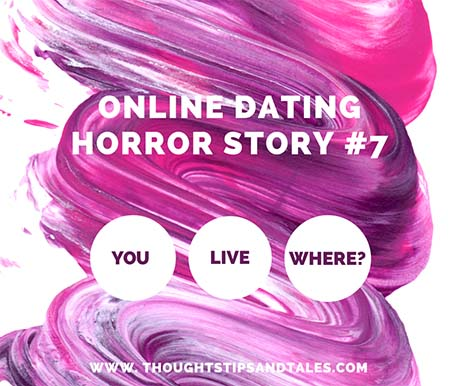 Creepy Online Dating Stories