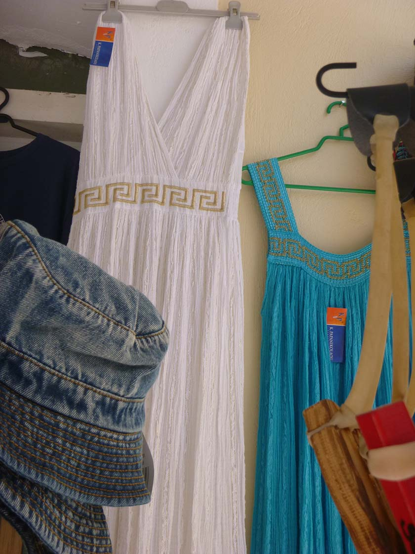 Greek clothing for sale