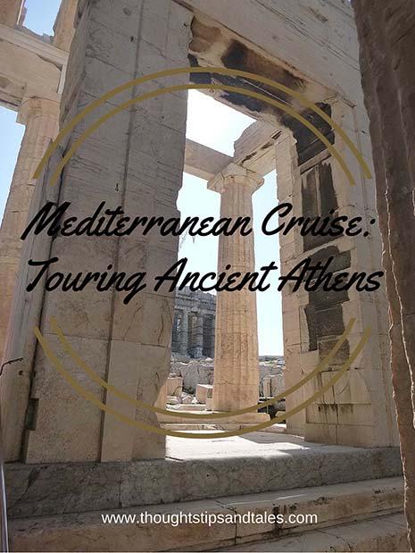 Mediterranean Cruise: Touring Athens