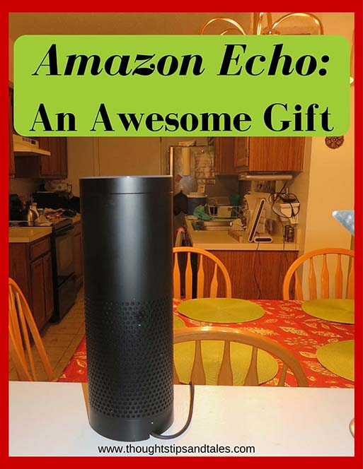 Amazon Echo an Awesome Gift
