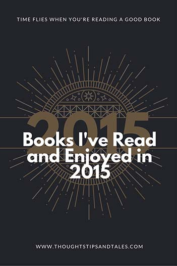 books i read and enjoyed in 2015