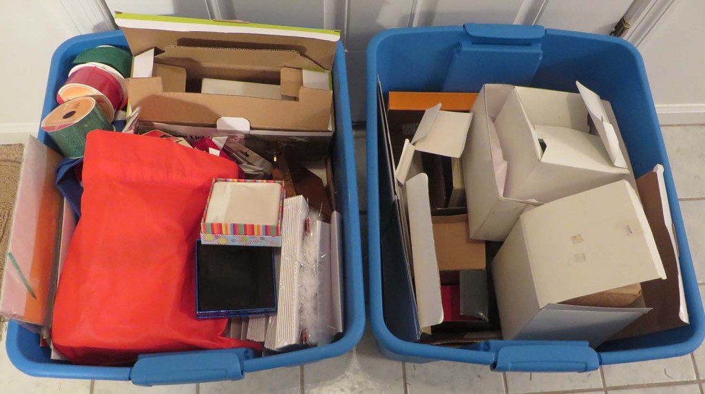 Decluttering Debut: The First in a Series of 52 Dejunking Adventures