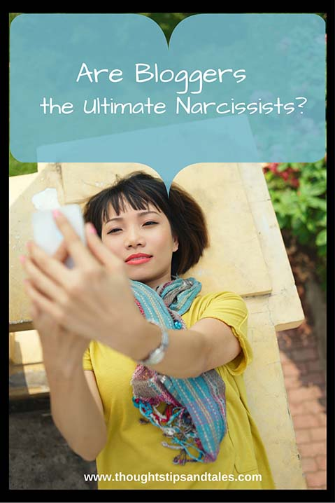 Are Bloggers Narcissists