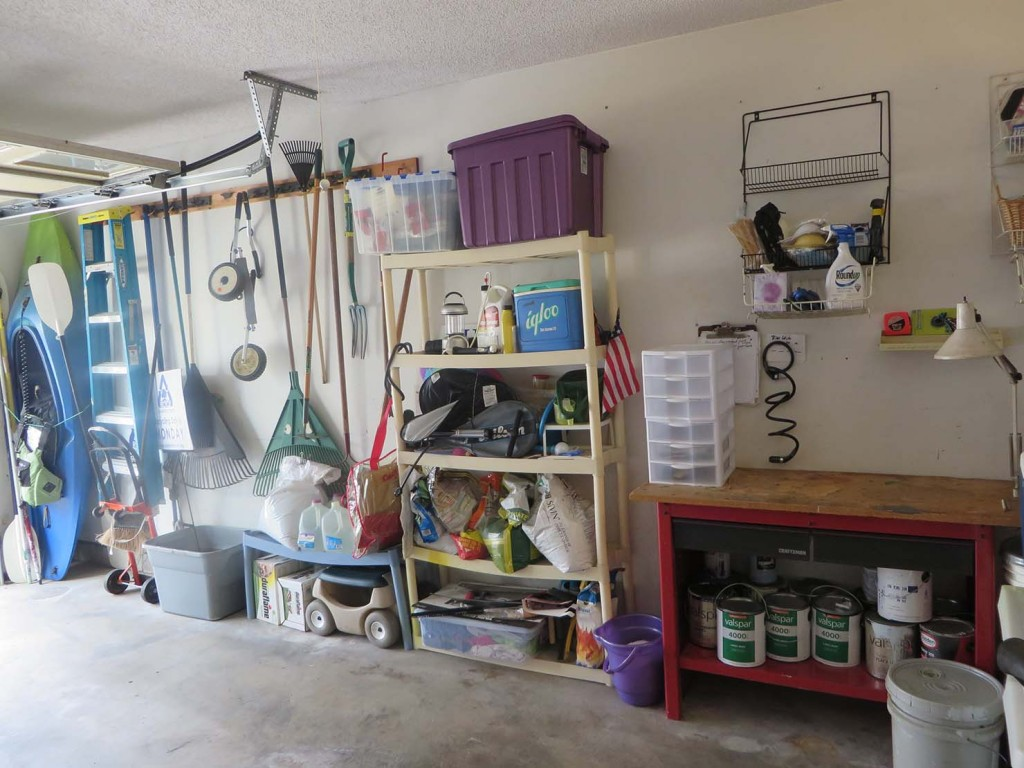 Decluttering the Garage: Weeks 9 and 10 of 52