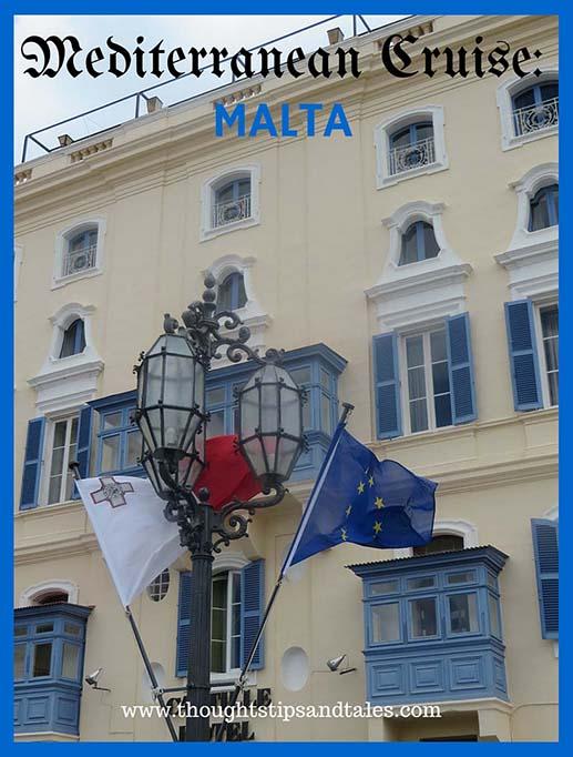 Mediterranean cruise to Malta