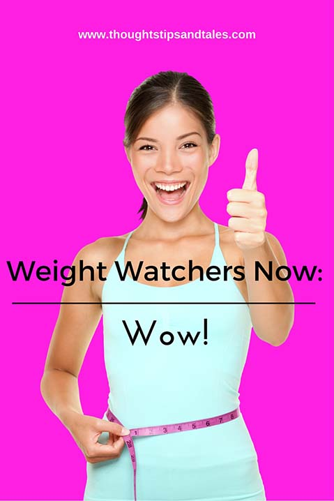 Weight Watchers Now: Wow