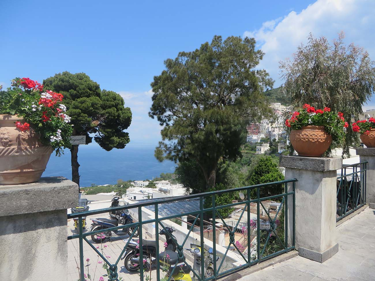 Mediterranean Cruise: Amalfi Coast and Capri