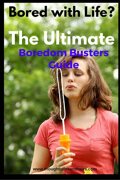 Bored with Life? The Ultimate Adult Boredom Buster Guide