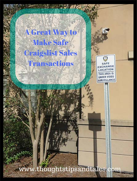 A Great Way to Make Safe Craigslist Sales Transactions