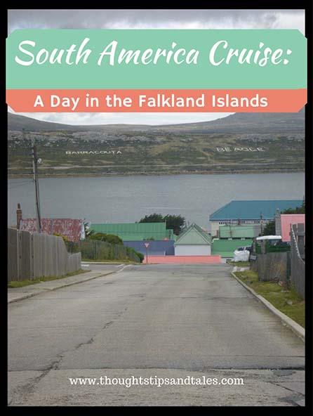South America Cruise: Falkland Islands