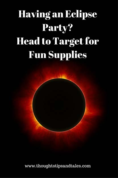 Having an Eclipse Party? Head to Target for Fun Supplies