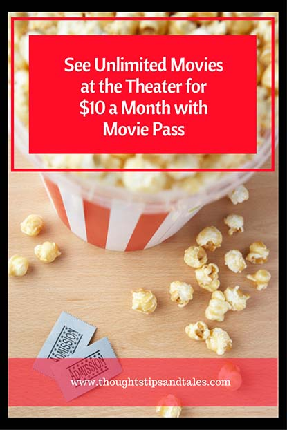 See Unlimited Movies at the Theater for $10 a Month with Movie Pass