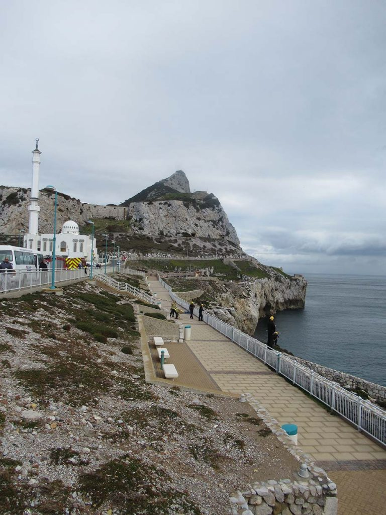 Rock of Gibraltar -- A Fun Shore Excursion on a Mediterranean Cruise