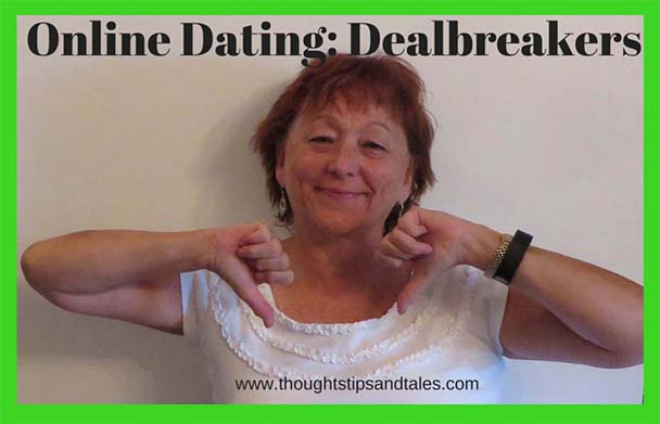 Online Dating: Dealbreakers