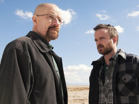 Breaking Bad Characters: Source USAToday