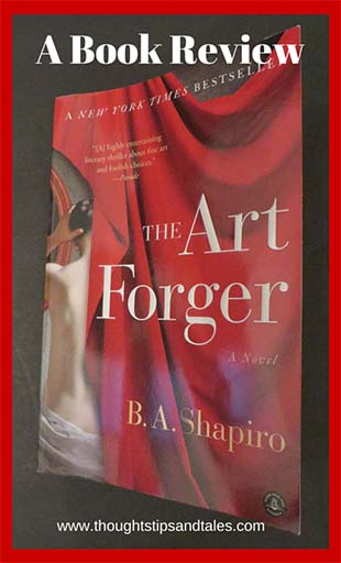 The Art forger: A Book Review