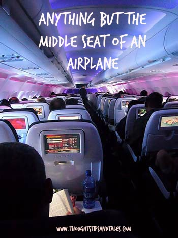 Anything but the Middle Seat of an Airplane