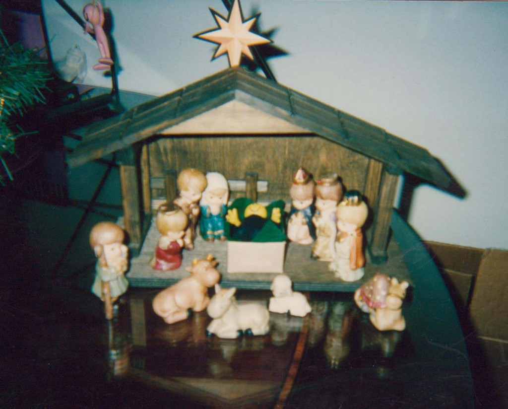 Baby Jesus doll