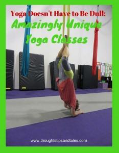 Amazingly Unique Yoga Classes