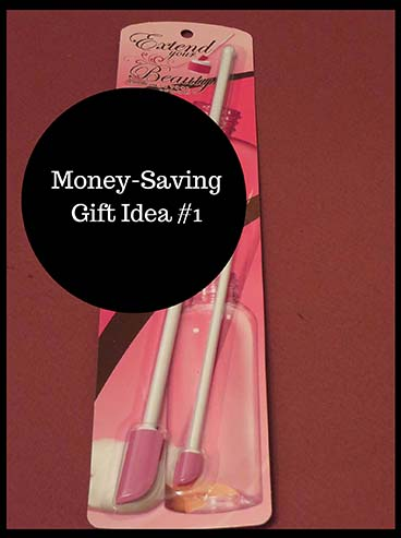 money saving gift idea