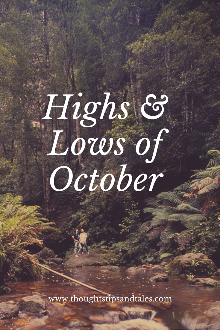 Highs & Lows of October