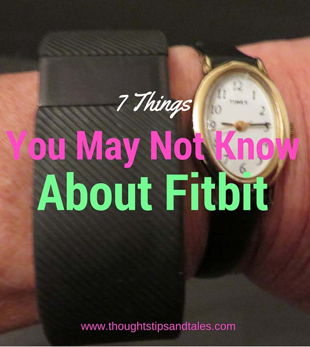7 Things you may not know about Fitbit