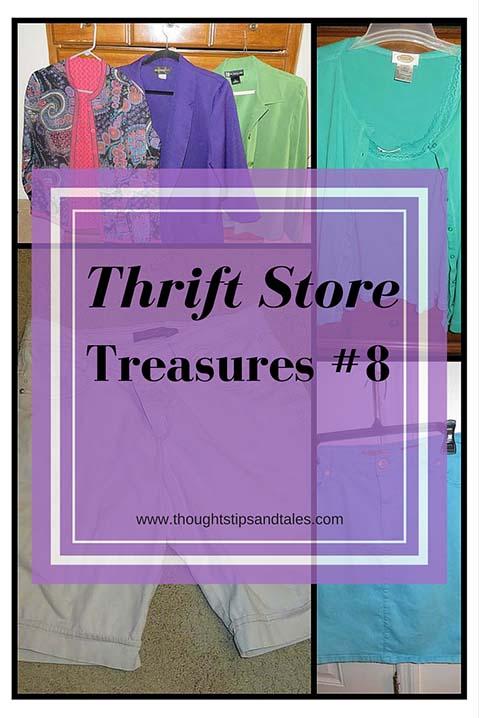 Thrift Store Treasures #8