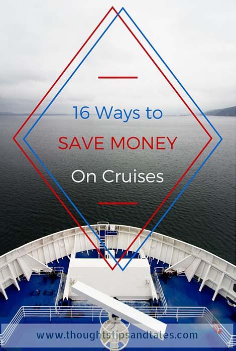 16 Ways tosave money on cruises