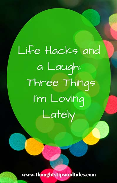 Life Hacks and a Laugh_Three Things I'm Loving Lately - Handy Tank Top Hangers, Suitcase Connector, FitBit