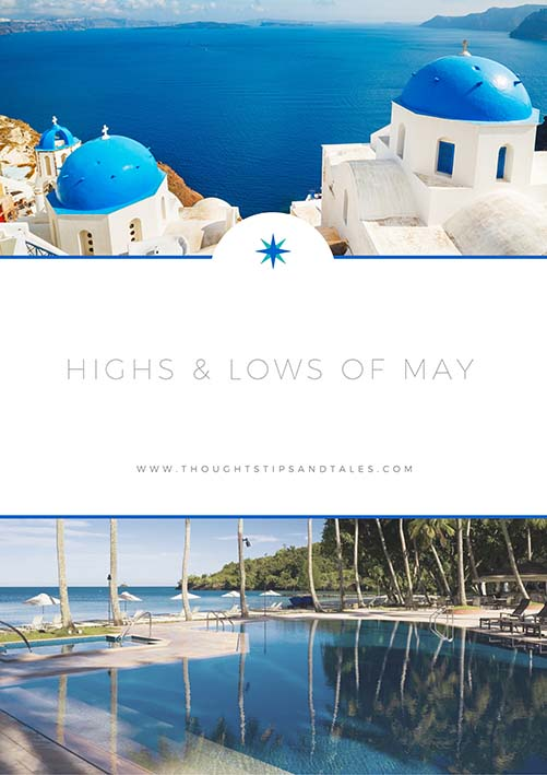 Highs & Lows of May 2016