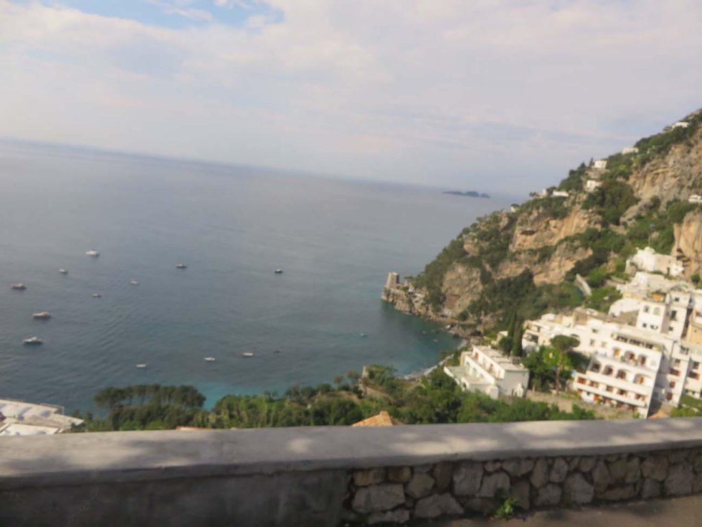 Mediterranean cruise island of Capri