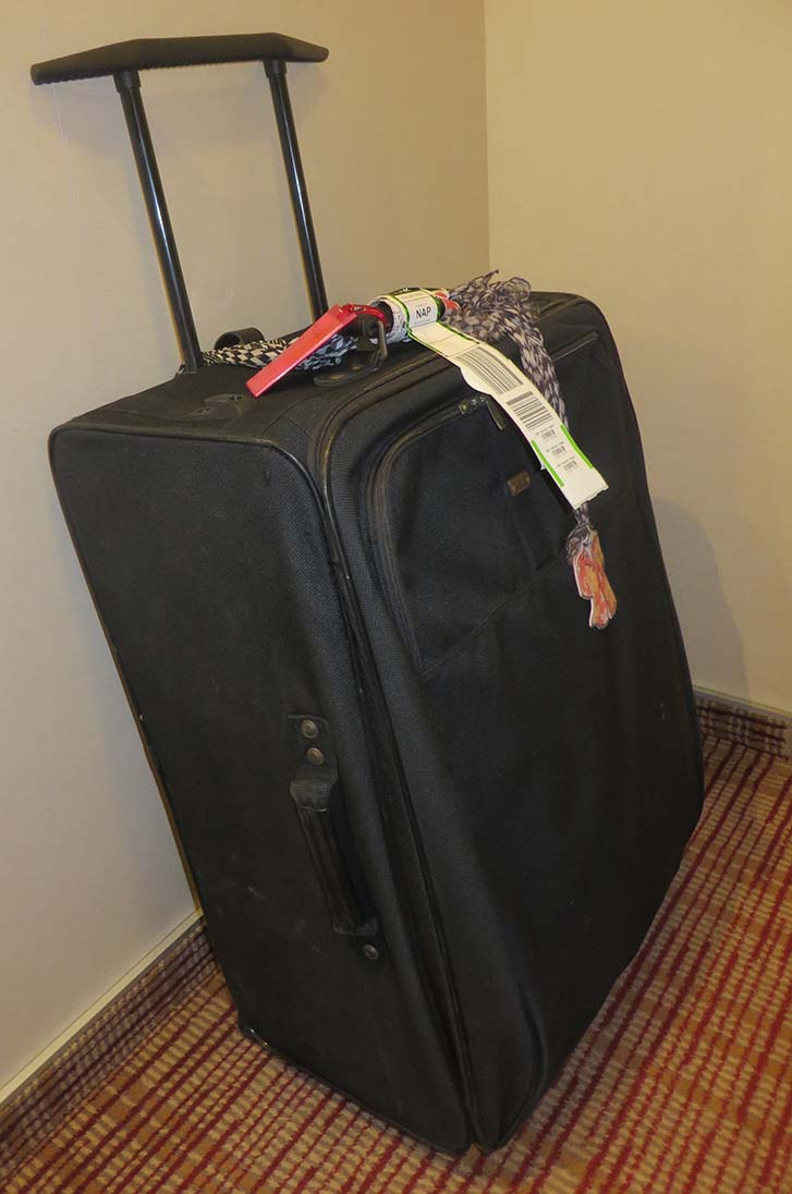 Mediterranean Cruise: Lost luggage second year in a row