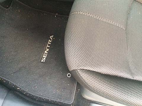 5 Reasons Not to Buy a Car with Black Fabric Interior