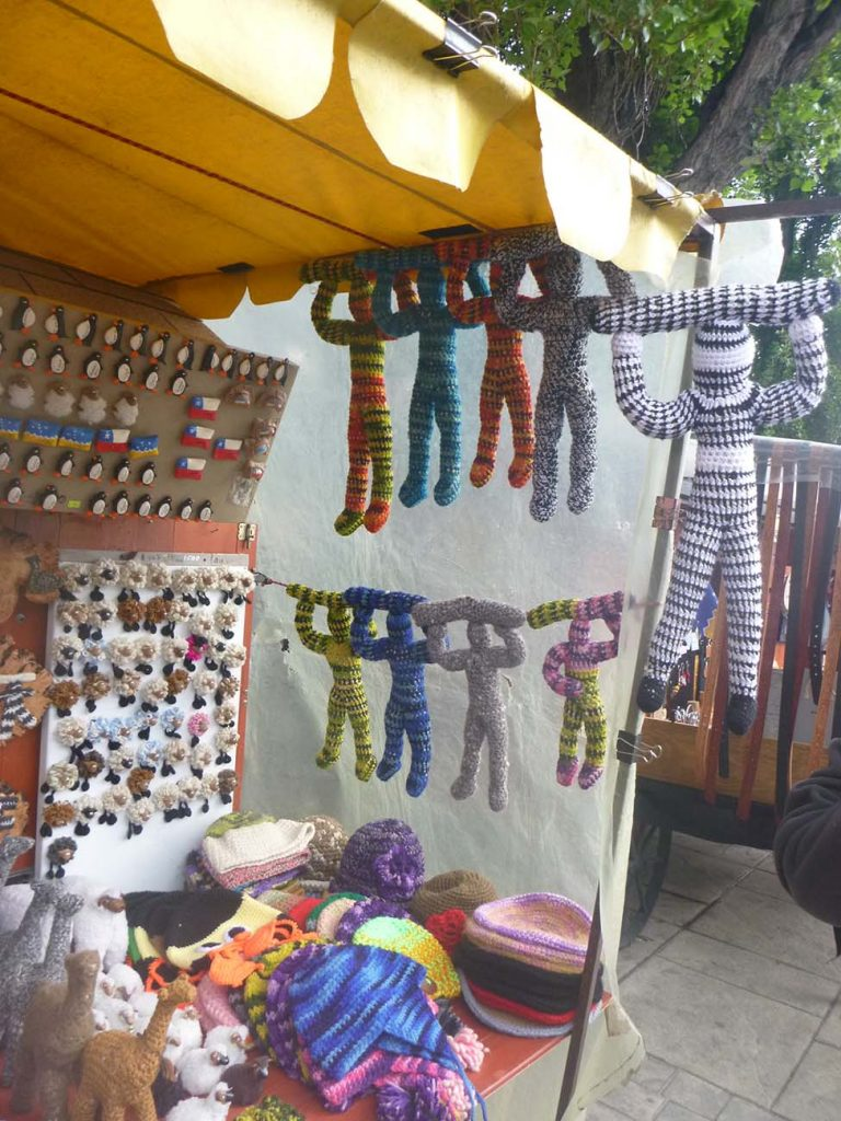 South American souvenirs