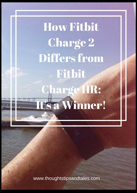 Fitbit Charge 2 Review: This model is vastly superior to Fitbit HR