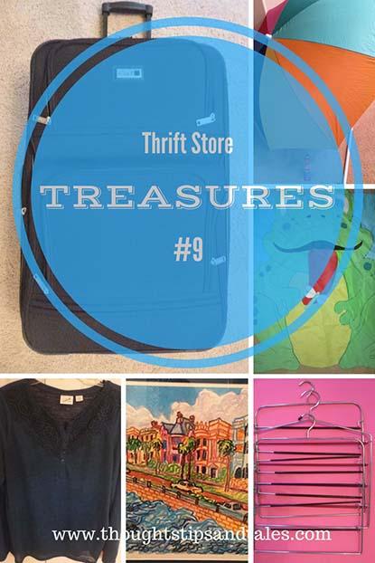 Thrift Store Treasures #9