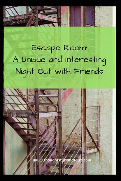 Escape Room A Unique and Interesting Night Out with Friends