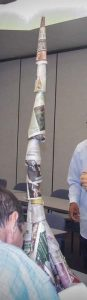 Tall Tower Contest -- a Fun Fundraising Event or Team-Building Challenge