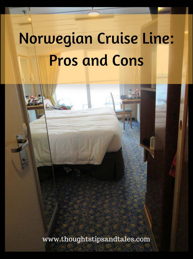 Norwegian Cruise Line Pros and Cons