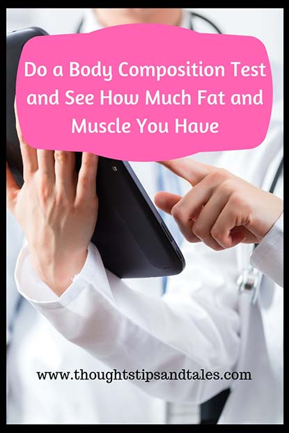 Do a Body Composition Test, See How Much Fat and Muscle You Have